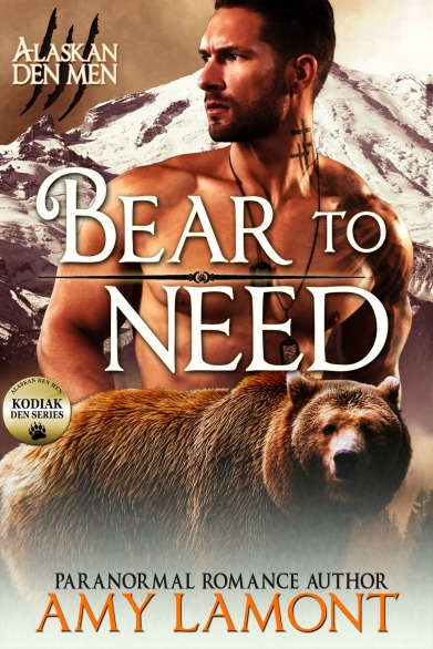 Bear to Need Ebook Cover