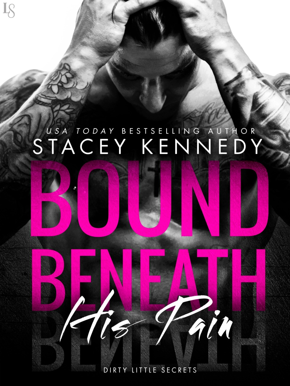 Bound Beneath His Pain Ebook Cover