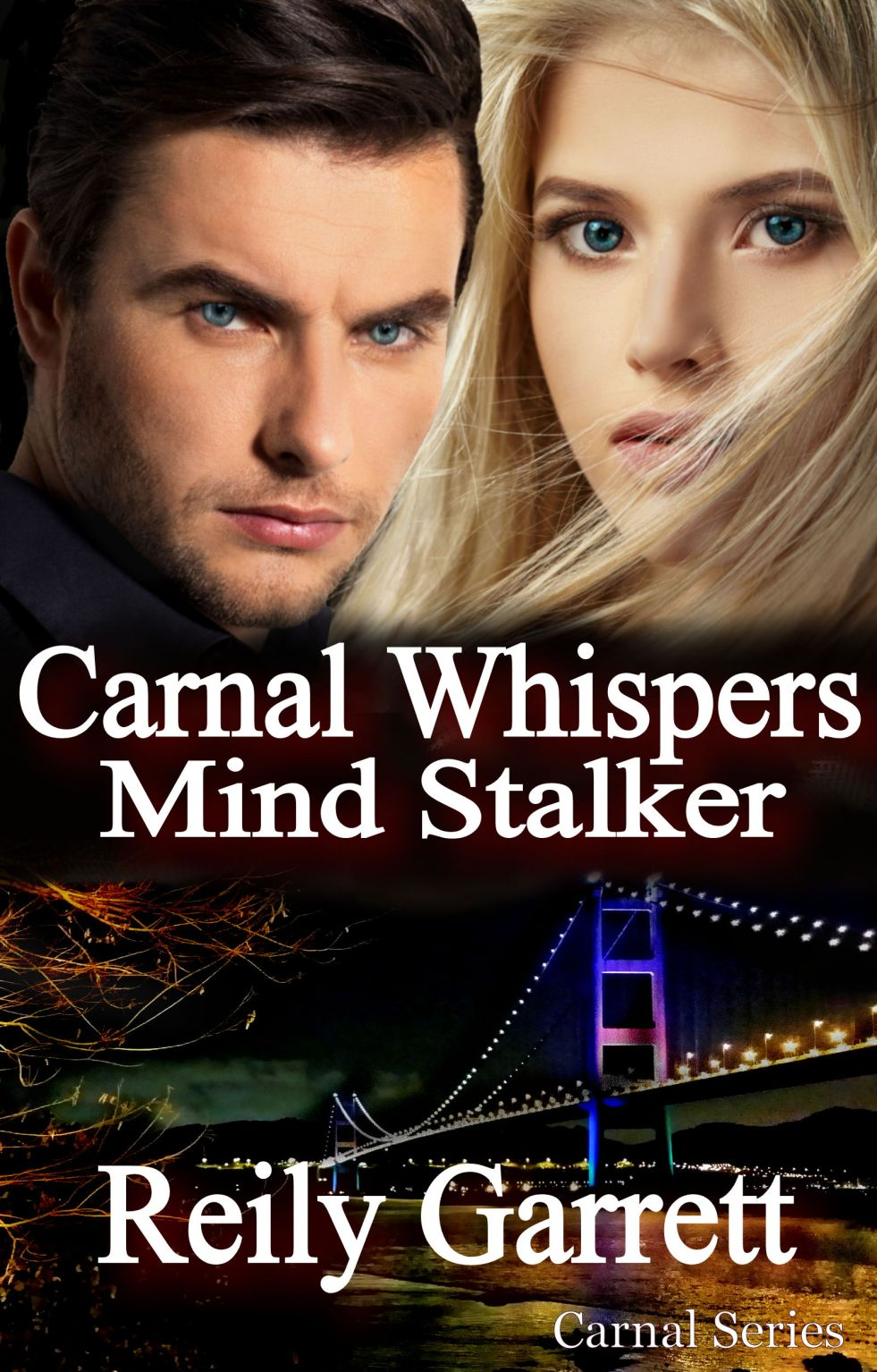 Carnal Whispers Mind Stalker Ebook Cover