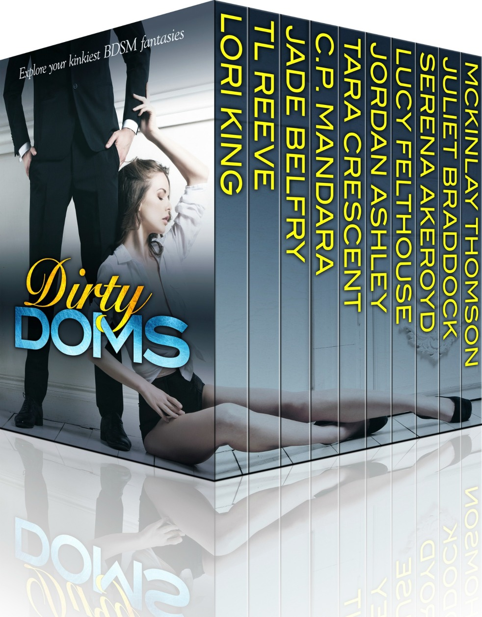 Dirty Doms 3D Cover