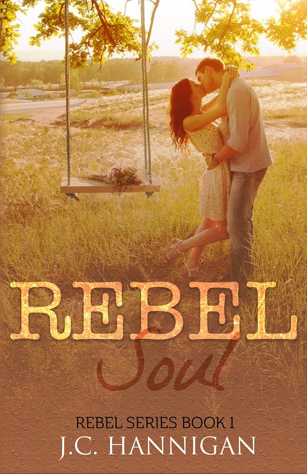 Rebel Soul Ebook Cover