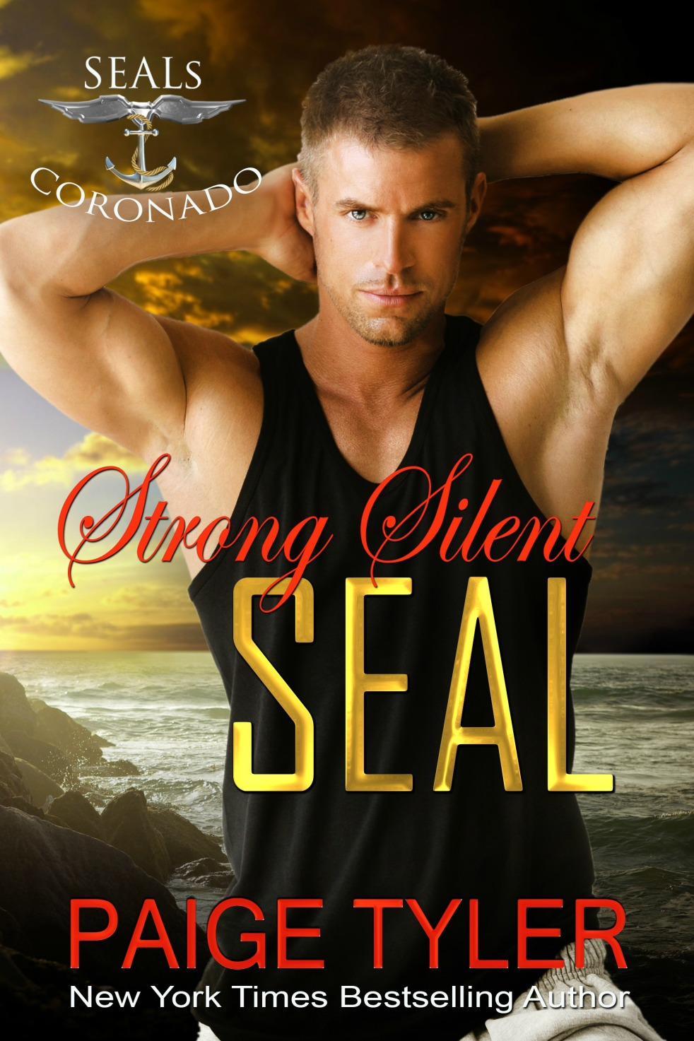 Strong Silent SEAL Ebook Cover
